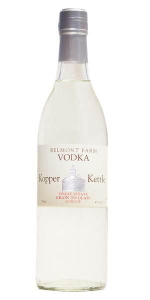 Belmont Farm Kopper Kettle Vodka - CaskCartel.com
