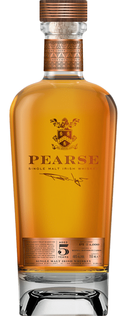 Pearse 5 Year Old Single Malt Irish Whiskey