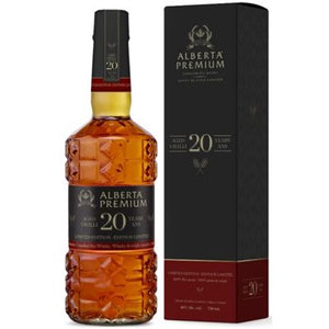 Alberta Premium 20 Year Old  Rye Whisky at CaskCartel.com
