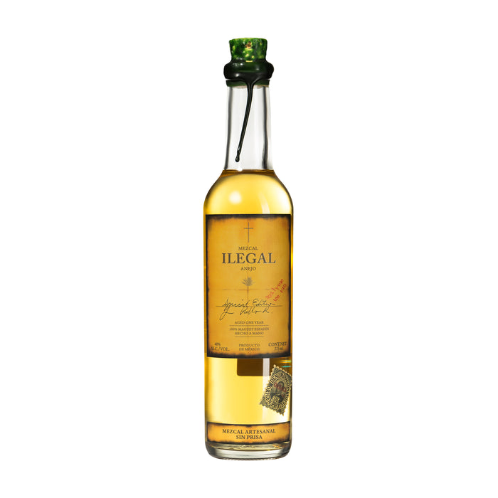 Ilegal Anejo Mezcal 375ml