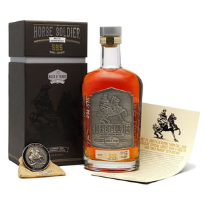 Horse Soldier Commanders Select Wheated Bourbon Whiskey - CaskCartel.com