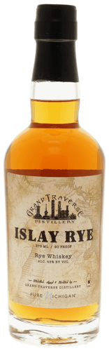 Grand Traverse Distillery - Islay Rye Whiskey - CaskCartel.com