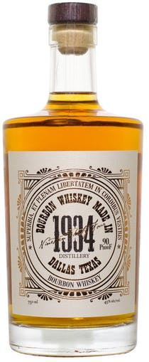 1934 Straight Bourbon Whiskey - CaskCartel.com