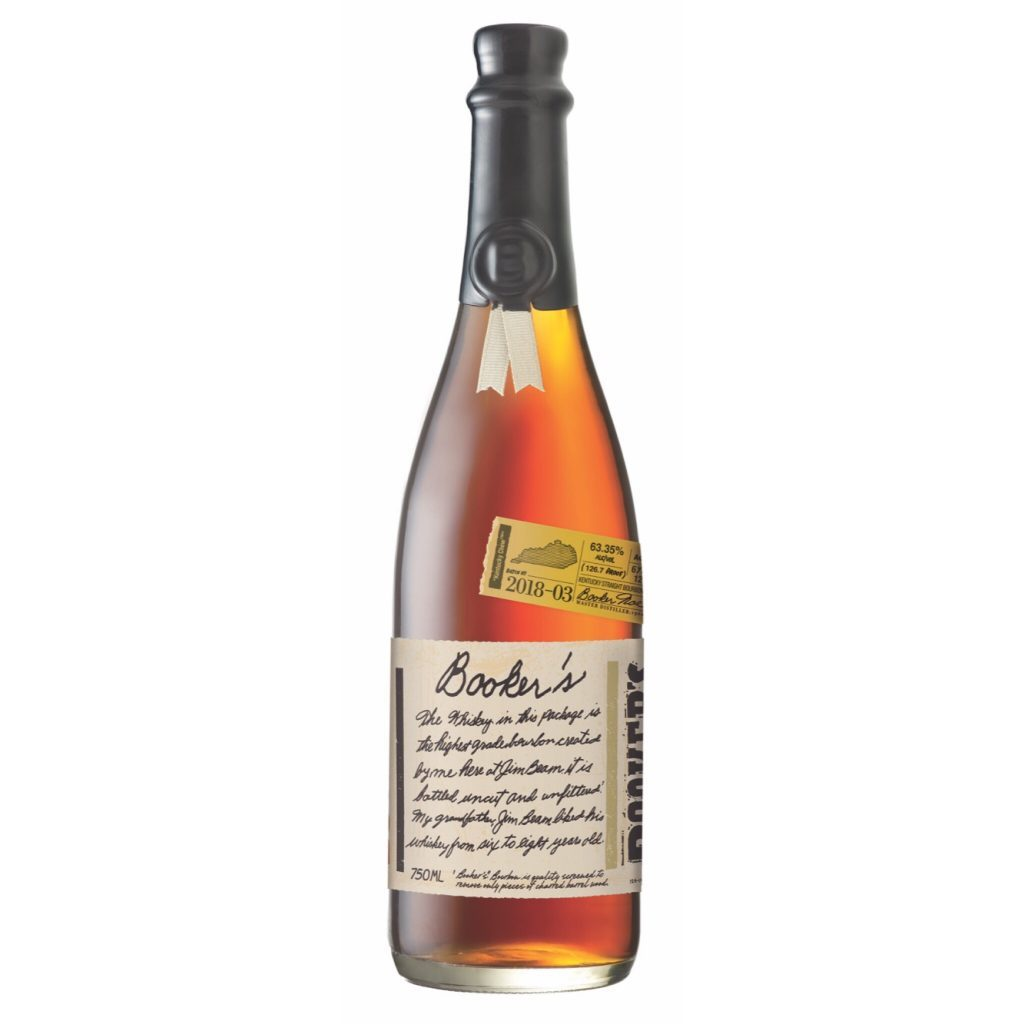 Booker's Batch 2018-03 Kentucky Chew Whiskey - CaskCartel.com