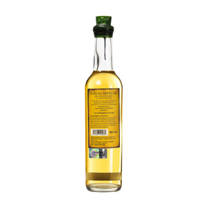 Ilegal Anejo Mezcal 375ml - CaskCartel.com back