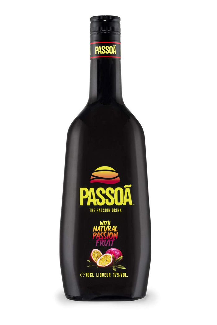 Passoa Passion Fruit Liqueur