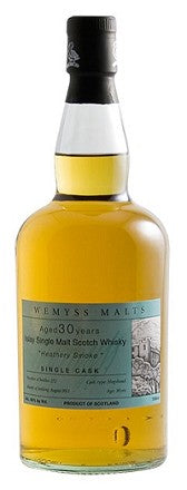 Wemyss Malts Heathery Smoke 30 Year Old Single Malt Scotch Whisky - CaskCartel.com