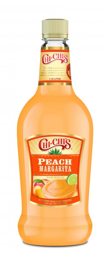 Chi Chi's Peach Margarita Ready To Drink Cocktail