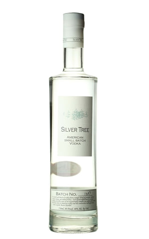 Silver Tree American Small Batch Vodka - CaskCartel.com
