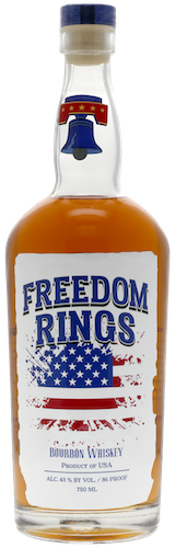Mr. Tom's | Freedom Rings Bourbon - CaskCartel.com