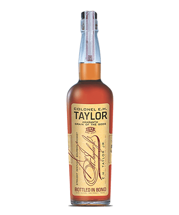 Colonel E.H. Taylor Amaranth The Grain of the Gods Kentucky Straight Bourbon Whiskey 700ML