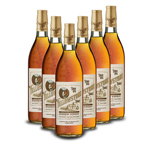 Yellowstone Select Bourbon (4) Bottle Bundle at CaskCartel.com