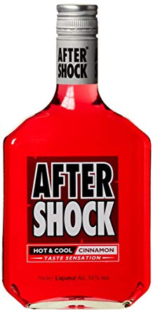After Shock Cool Cinnamon Liqueur - CaskCartel.com