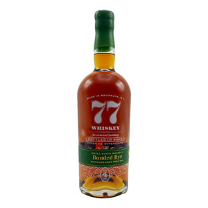 77 Bonded Rye Small Batch Whiskey at CaskCartel.com