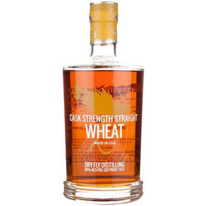 Dry Fly Cask Strength Wheat Whiskey at CaskCartel.com