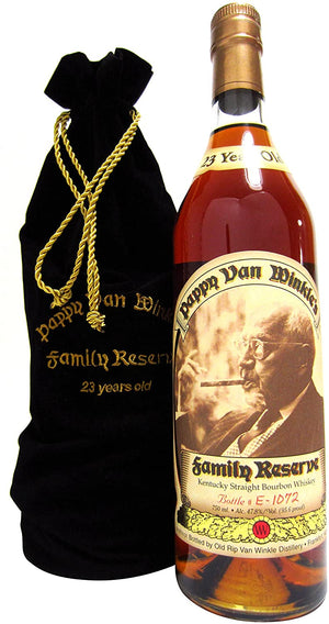 Pappy Van Winkle's 2018 Family Reserve Bourbon 23 Year Old Bourbon Whiskey - CaskCartel.com