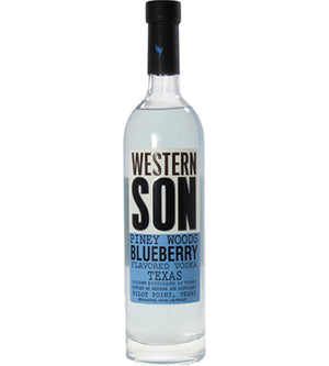 Western Son Blueberry Vodka - CaskCartel.com
