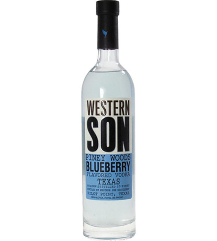Western Son Blueberry Vodka