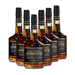 David Nicholson Reserve Bourbon Whiskey (3) Bottle Bundle at CaskCartel.com