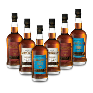 Daviess County Bourbon Whiskey | 3-Pack Tasting Bundle | (6) Bottle Bundle at CaskCartel.com