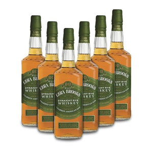 Ezra Brooks Straight Rye Whiskey (4) Bottle Bundle at CaskCartel.com