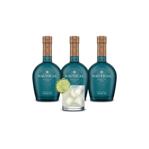 Nautical American Gin (3) Bottle Bundle at CaskCartel.com