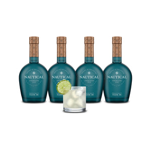 Nautical American Gin (4) Bottle Bundle at CaskCartel.com