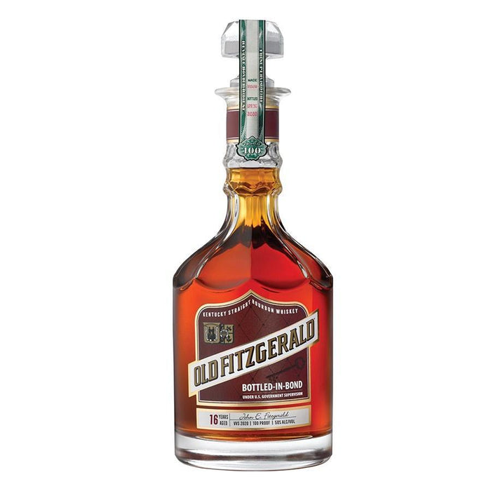Old Fitzgerald Bottled in Bond 16 Year Old (Fall 2020) Kentucky Straight Bourbon Whiskey