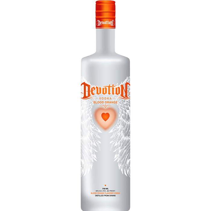Devotion Blood Orange Flavored Vodka