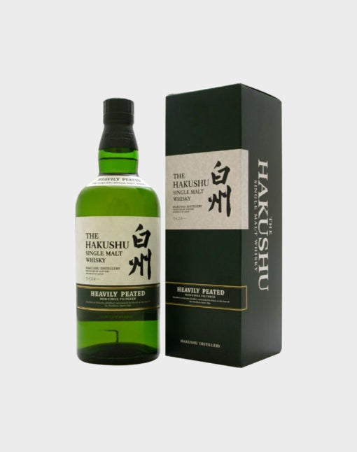 Suntory Hakushu Heavily Peated Whisky
