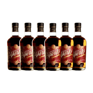 Auténtico Nativo Overproof Rum (6) Bottle Bundle at CaskCartel.com