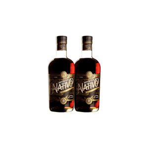 Auténtico Nativo 20 Year Rum (2) Bottle Bundle at CaskCartel.com