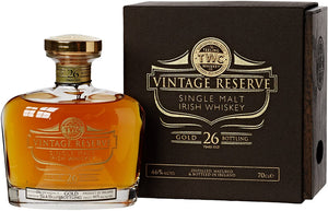 Teeling Vintage Gold Reserve 1987 26 Year Old Irish Single Malt Whisky at CaskCartel.com