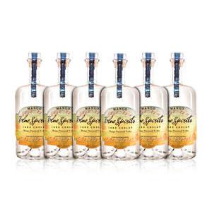 Blue Spirits Mango Flavored Vodka (6) Bottle Bundle at CaskCartel.com