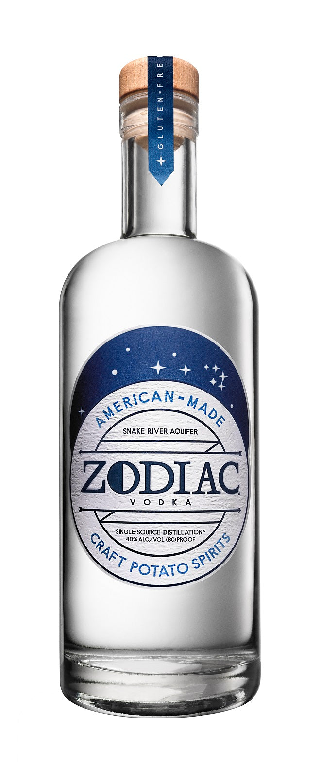 Zodiac Potato Vodka - CaskCartel.com