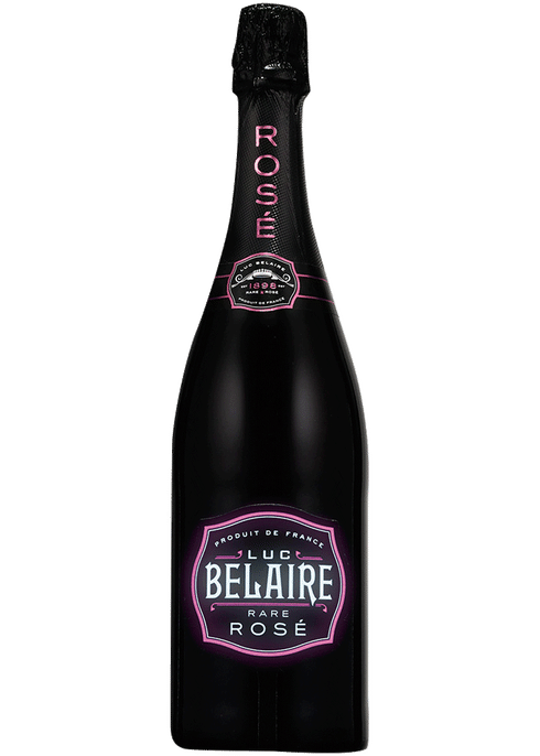 Luc Belaire Rare Rose Champagne