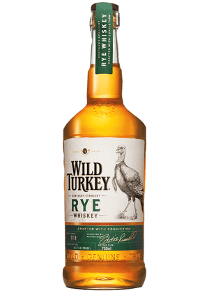 Wild Turkey Rye Whiskey - CaskCartel.com