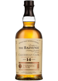 Anthony Bourdain The Balvenie 14 Year Old Caribbean Cask Single Malt Scotch Whisky - CaskCartel.com