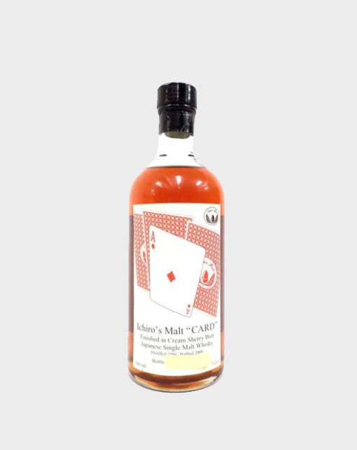 Ichiro's Malt Card Series – Ace of Diamonds Whisky