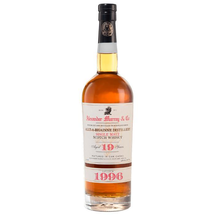 Alexander Murray 1996 Allt-a-Bhainne 19 Year Old Single Malt Scotch Whisky