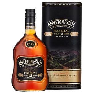 Appleton Estate Rare Blend 12 Year Rum - CaskCartel.com