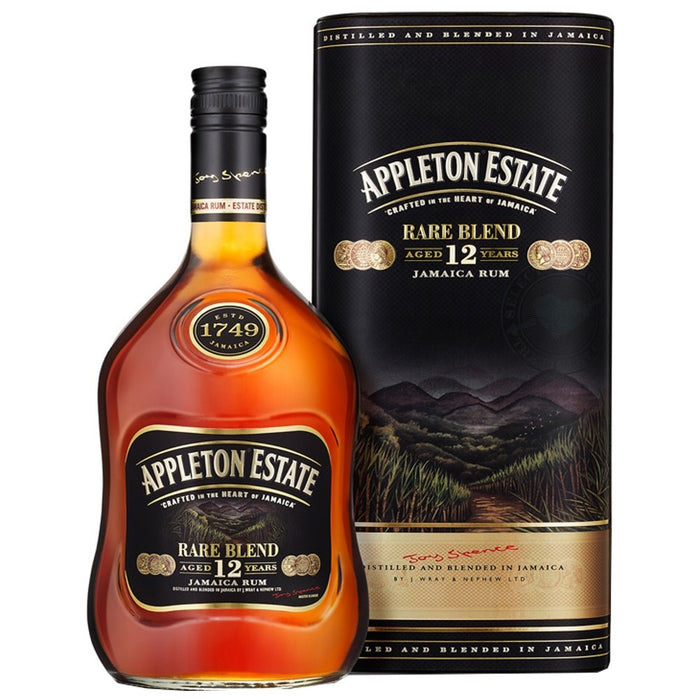 Appleton Estate Rare Blend 12 Year Rum