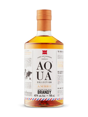 Aqua Collection Ambre Brandy - CaskCartel.com