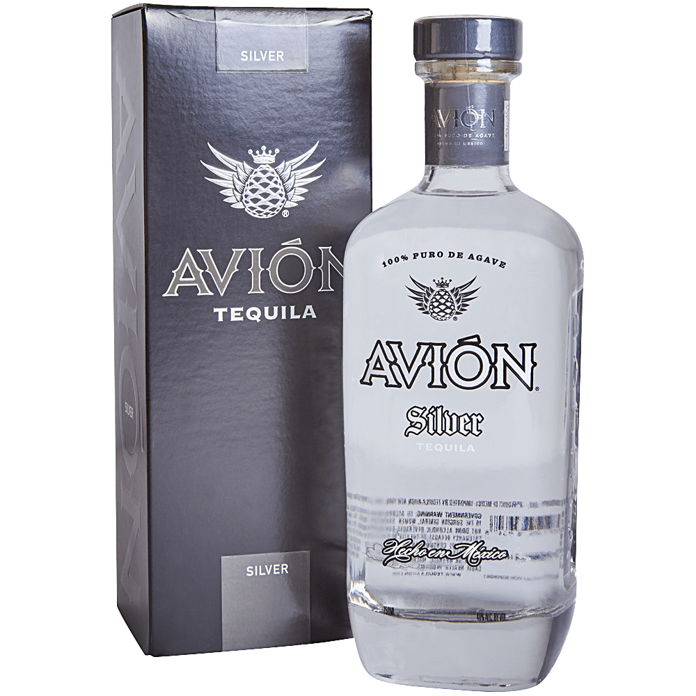 Buy Avion Silver Tequila Recommended At Caskcartel Com