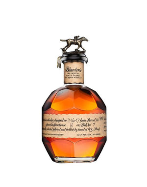 Blanton's Original Single Barrel Bourbon Whiskey 700ml