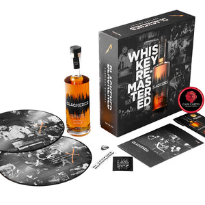 BLACKENED® AMERICAN WHISKEY | LIMITED EDITION BATCH 100 | BOX SET | **Collect One/Drink One** at CaskCartel.com 2