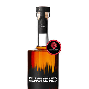 BLACKENED® AMERICAN WHISKEY | LIMITED EDITION BATCH 100 | BOX SET | **Collect One/Drink Two** at CaskCartel.com 5
