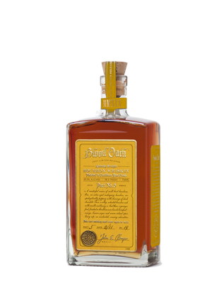 Blood Oath Kentucky Straight Bourbon Whiskey Part No. 5 CaskCartel.com