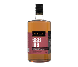 Jamie Foxx | Heritage Distilling Co. BSB 103 - Brown Sugar Bourbon Whiskey - CaskCartel.com