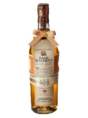 Basil Hayden's x Wildsam Points of Interest Straight Bourbon Whiskey - CaskCartel.com